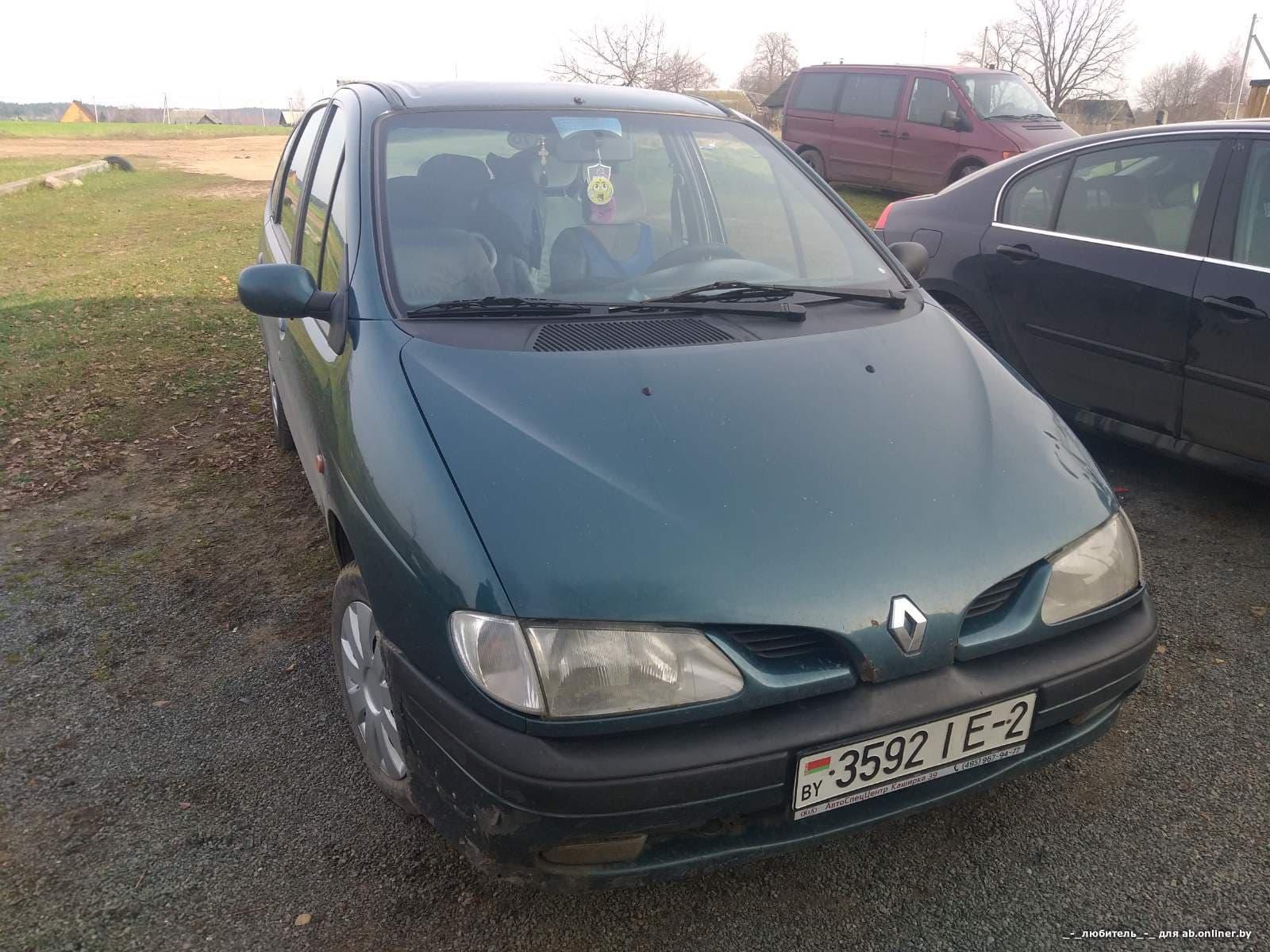 Renault Megane Scenic Tdi