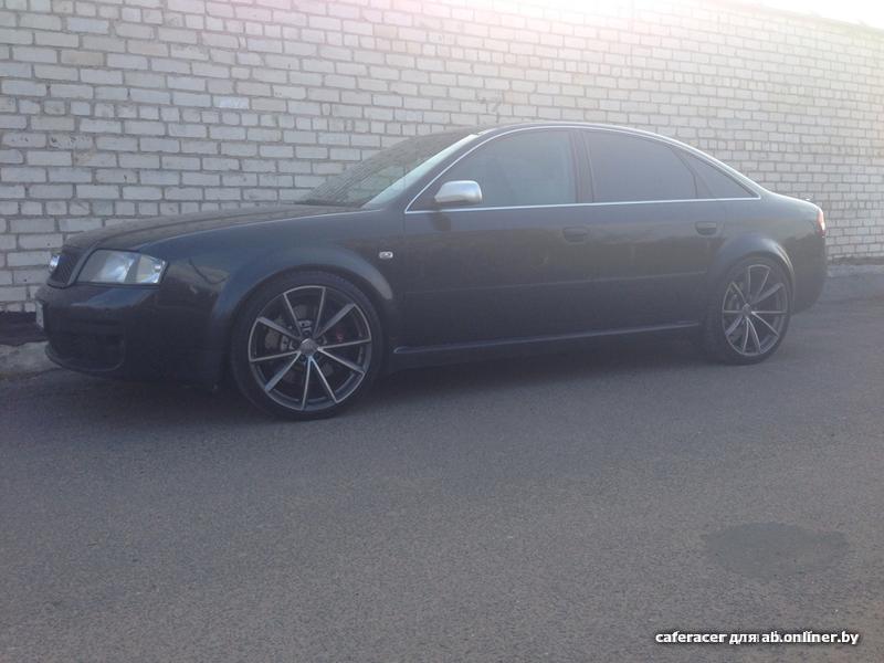 Audi RS6 С5