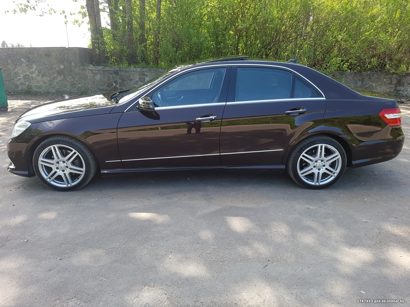 Mercedes E350 4matic,AMG