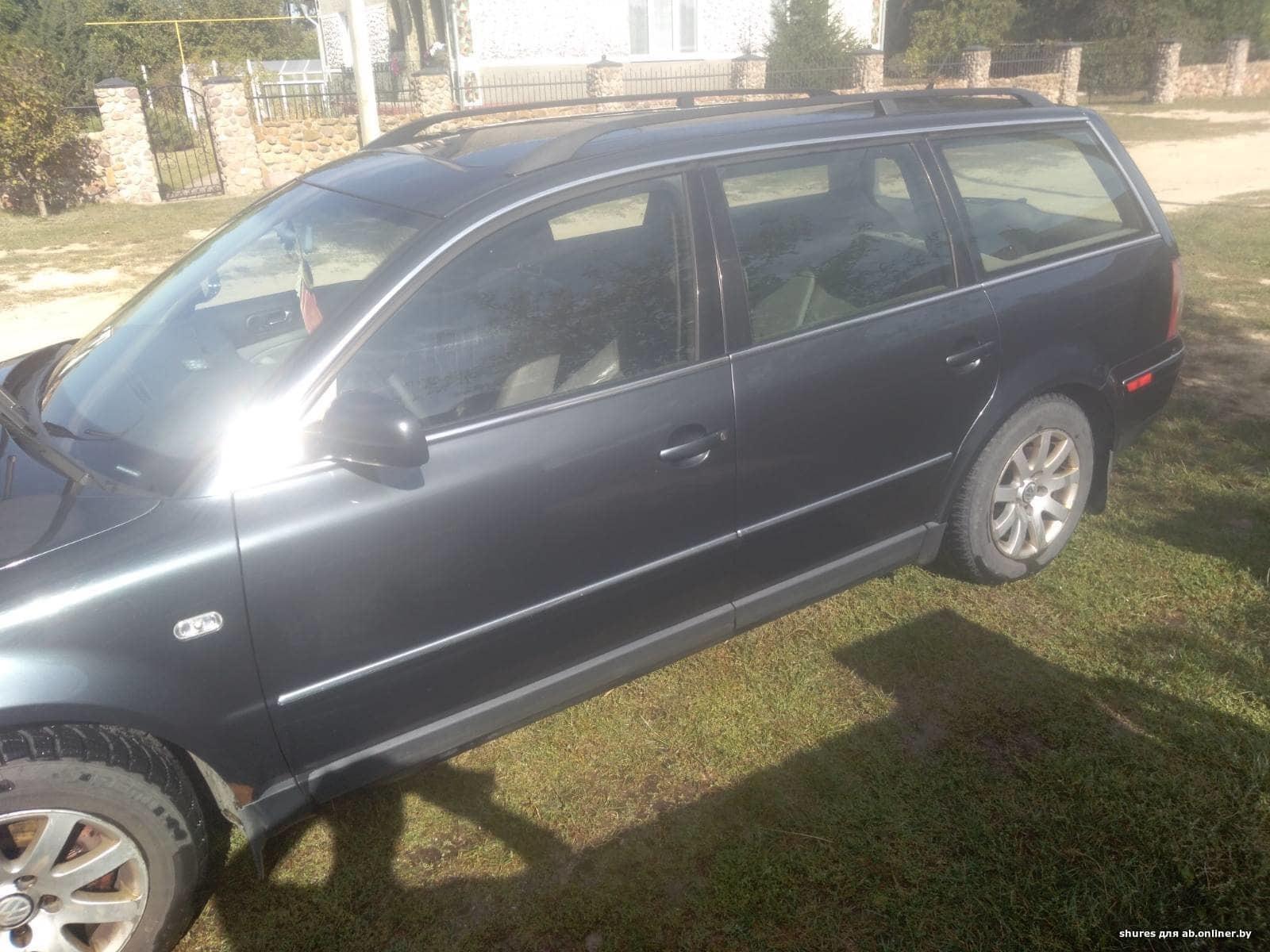 Volkswagen Passat 1,8 170 л.с.