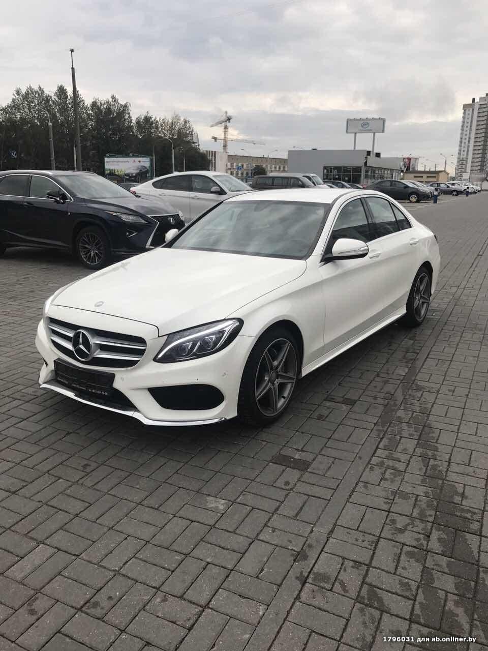 Mercedes-Benz C180 W205