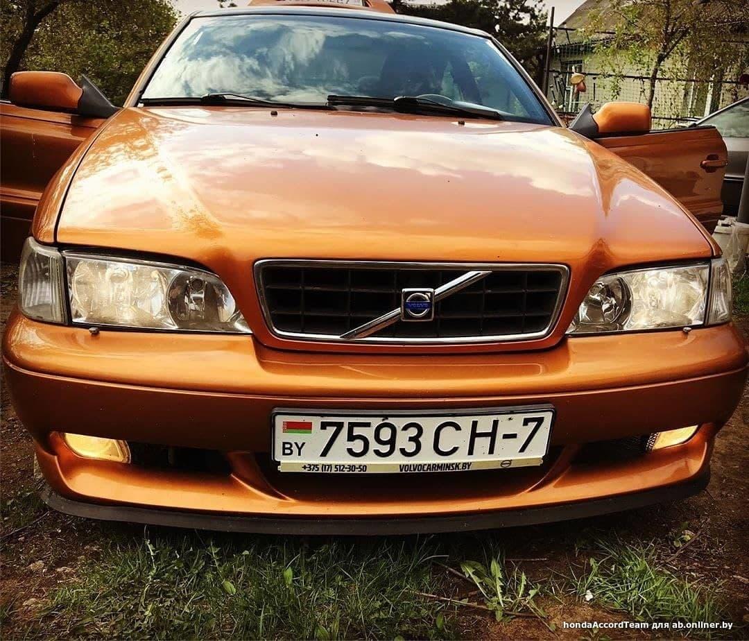 Volvo C70 R