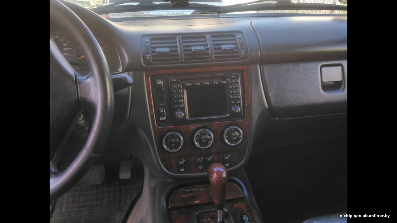 Mercedes-Benz ML400