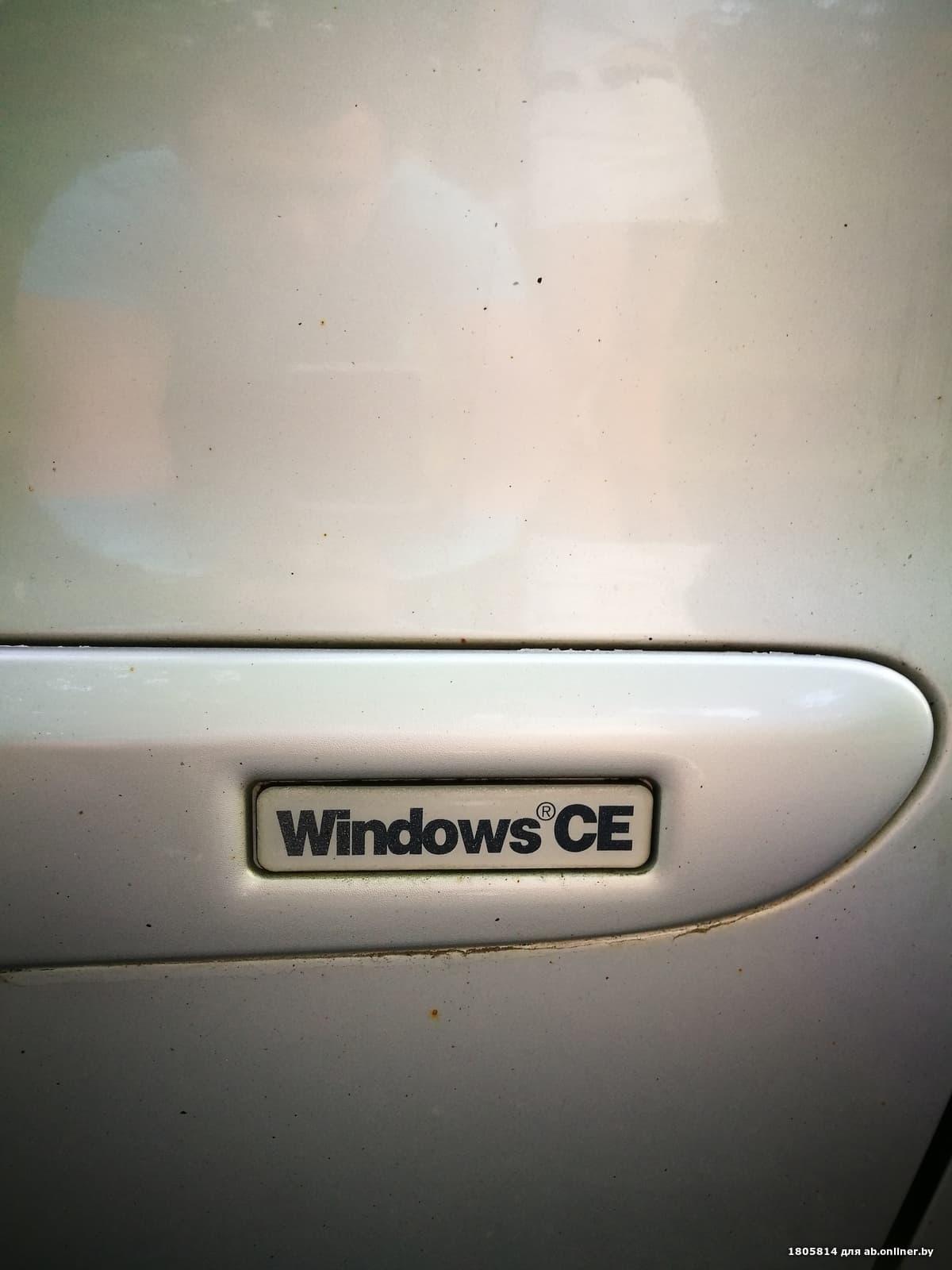 Citroen Xsara Windows CE