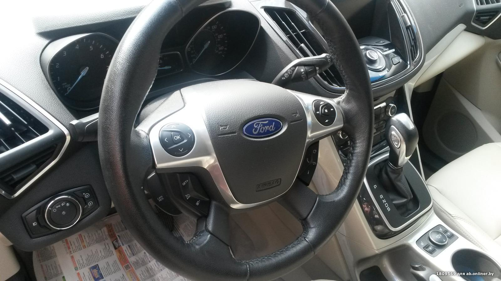 Ford Escape титаниум