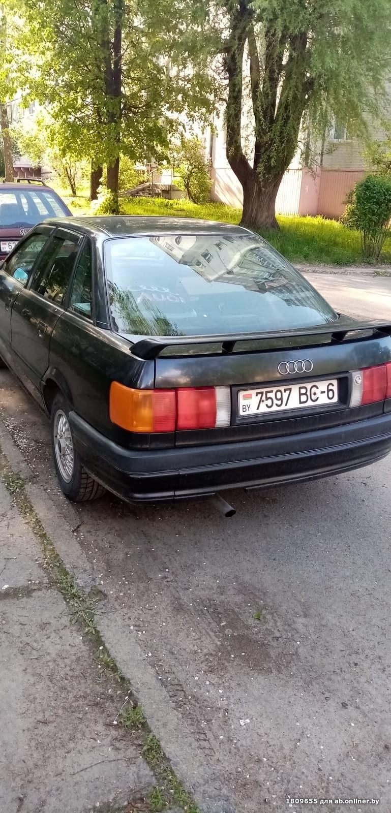 Audi 80 РМ