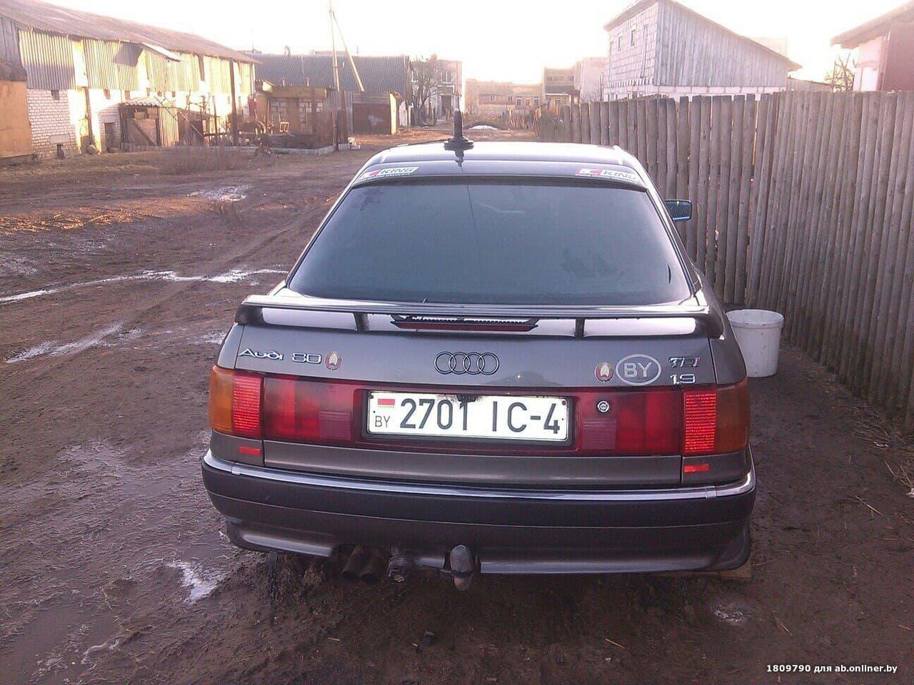 Audi 80 тди