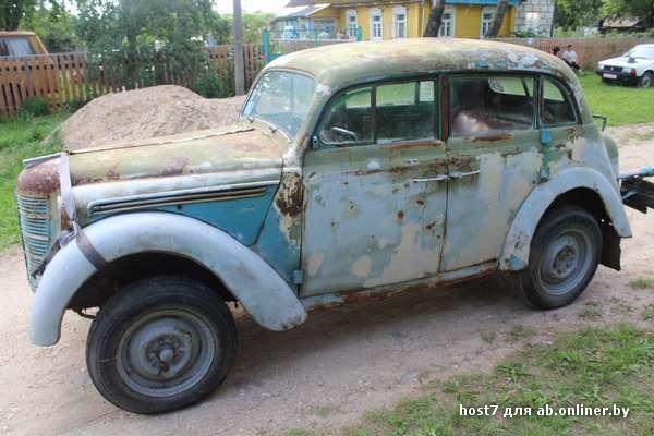 Москвич 400