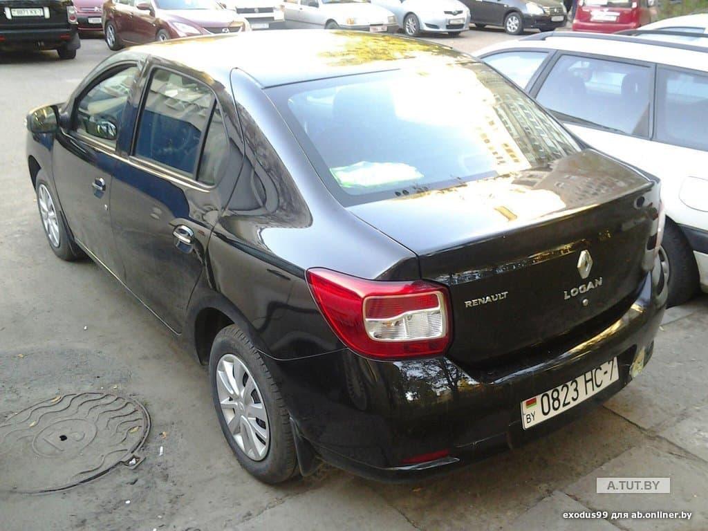 Renault Logan 2