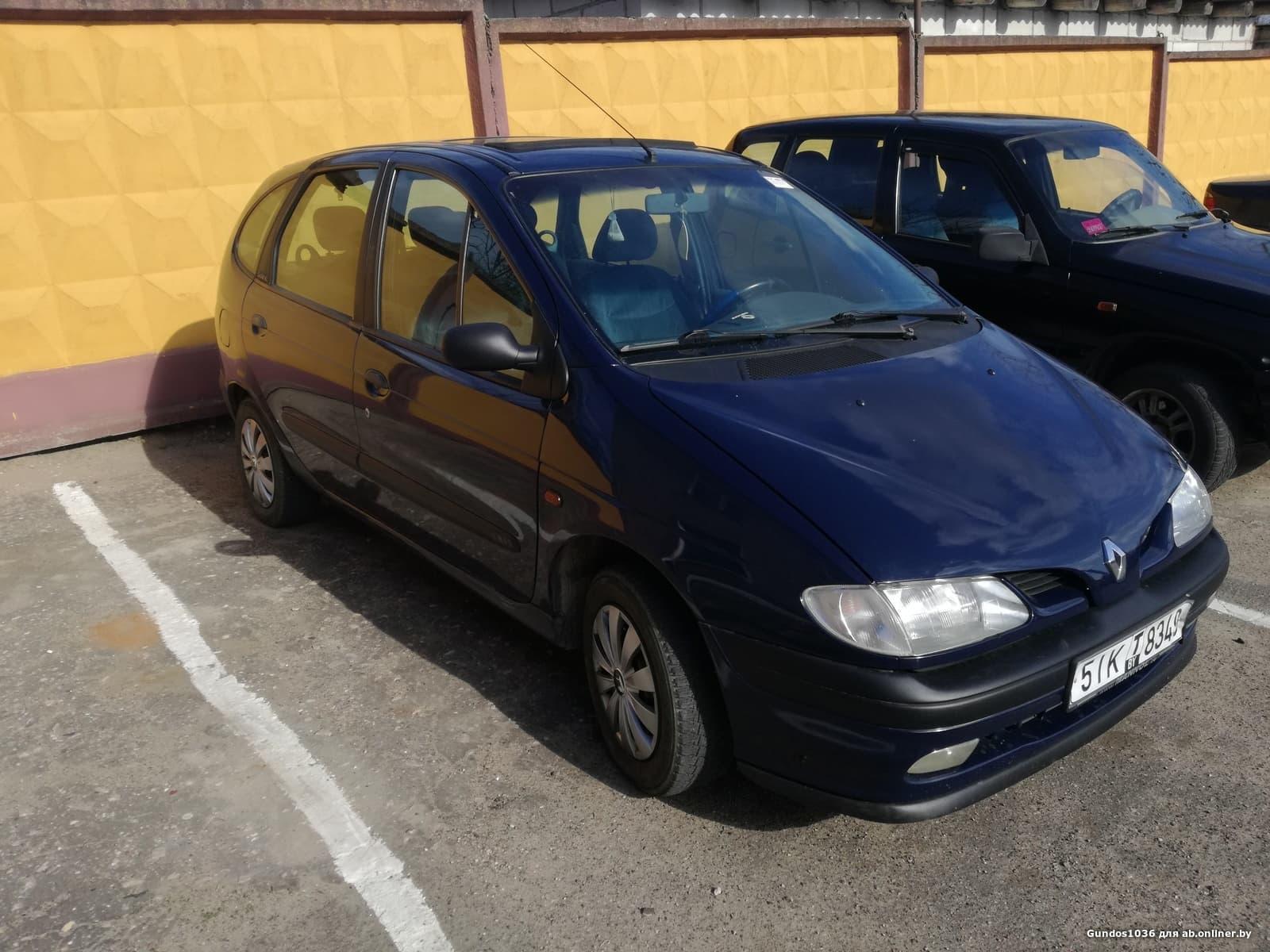 Renault Scenic RT