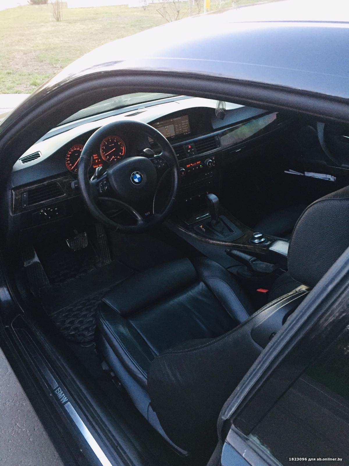 BMW 335 E92 335i xdrive