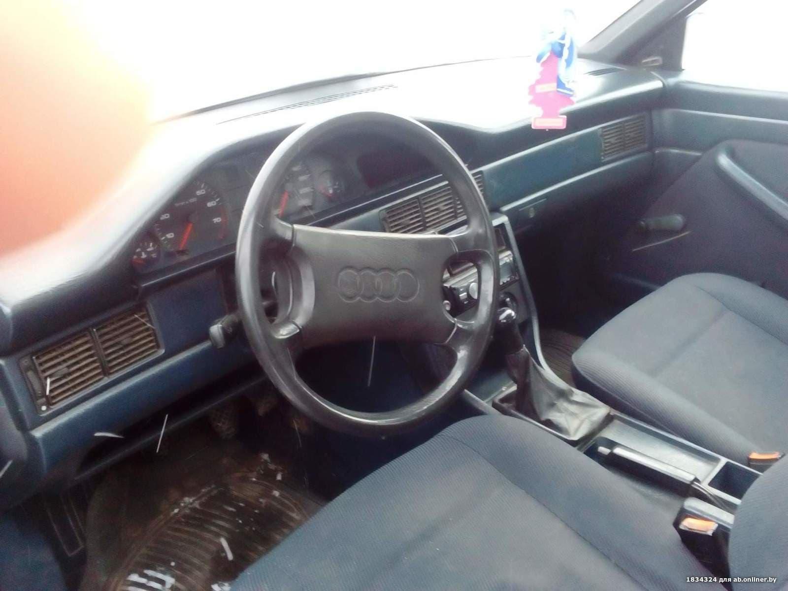 Audi 100 сс