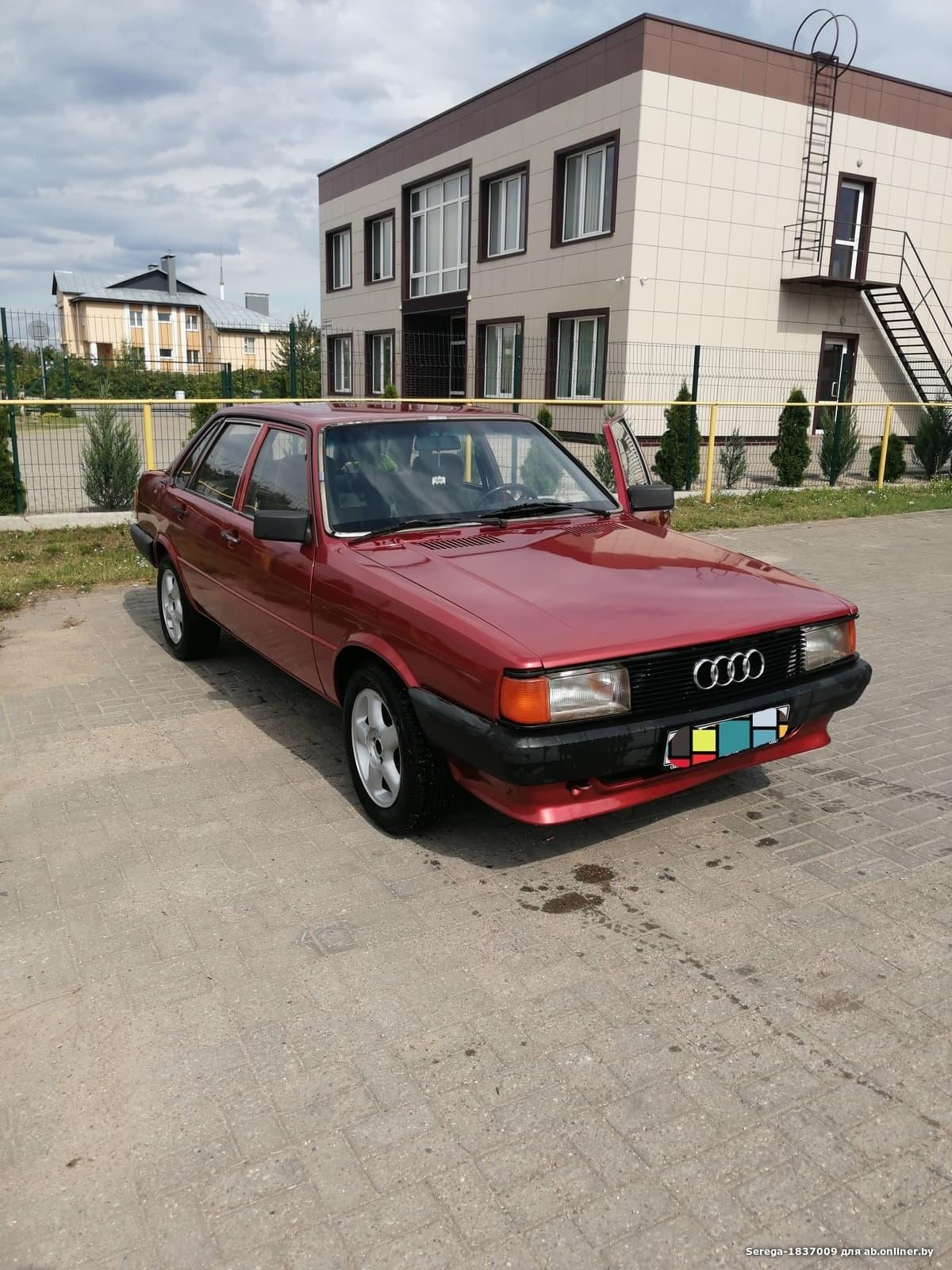 Audi 80 СС