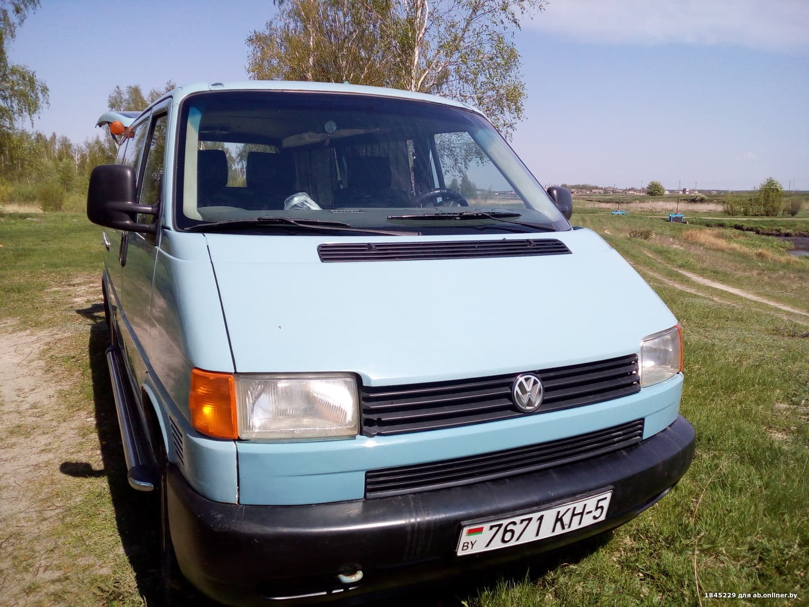Volkswagen T4 Long