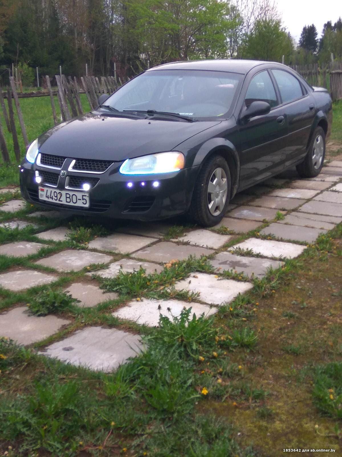 Dodge Stratus GTX