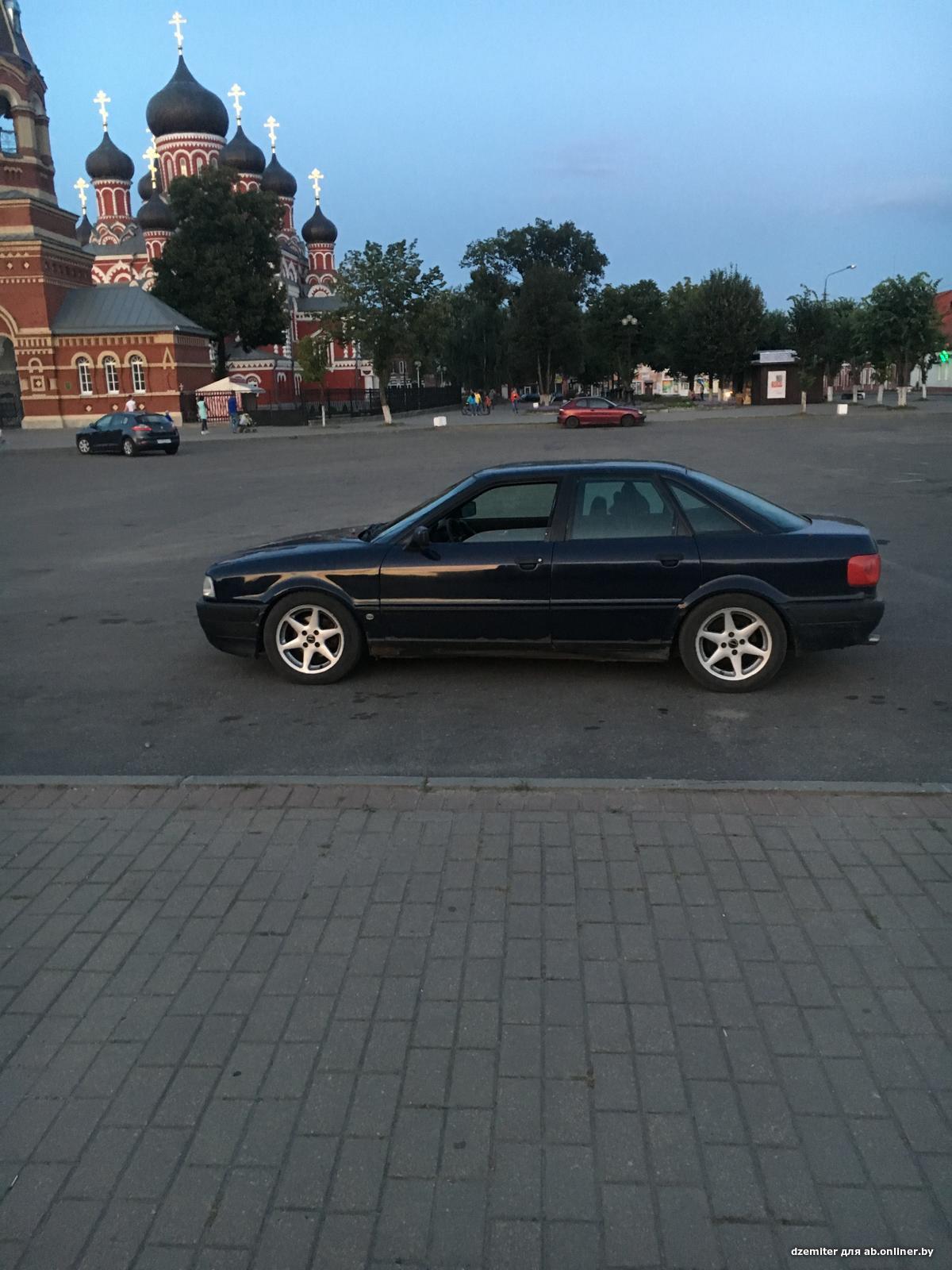 Audi 80 ABK