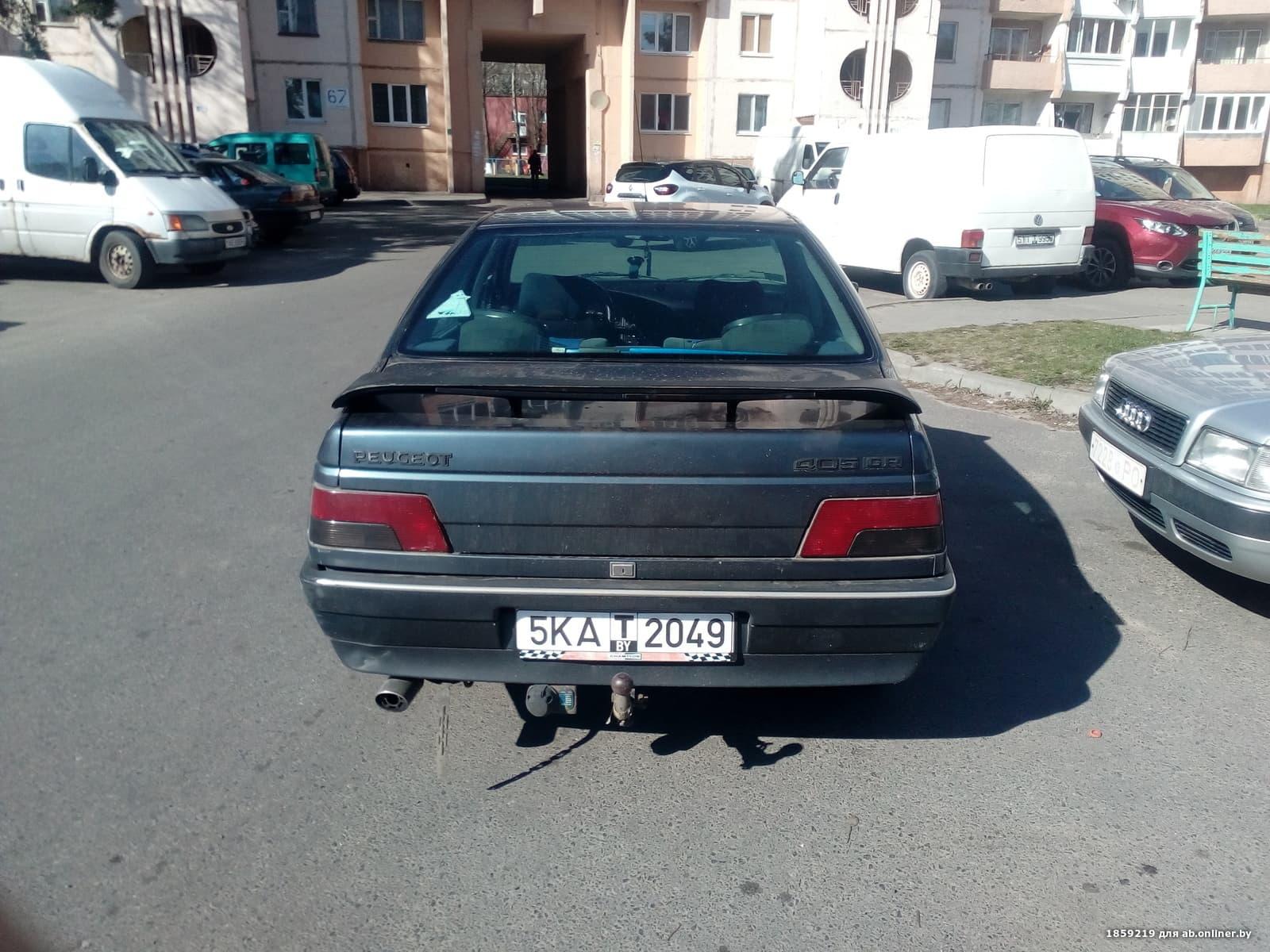 Peugeot 405 CL