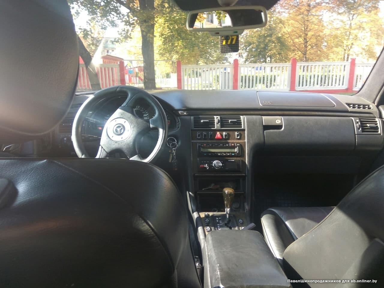 Mercedes-Benz E420