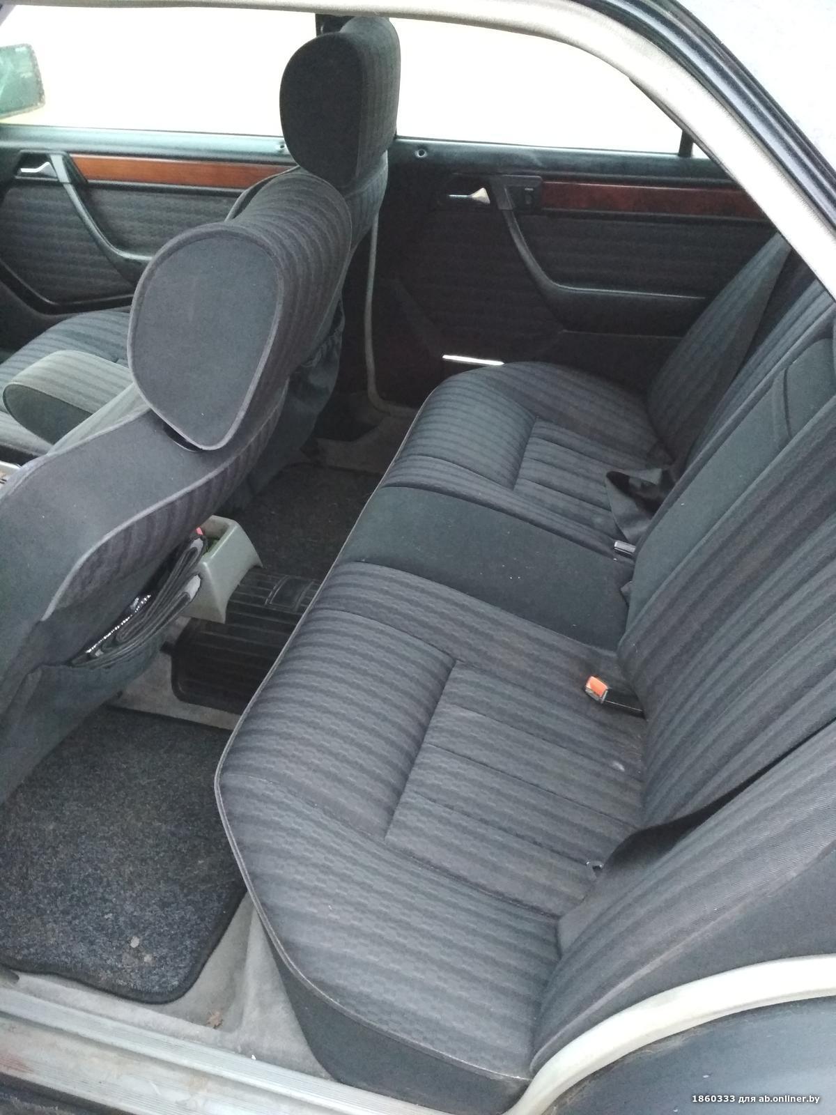 Mercedes E200 124 2.0