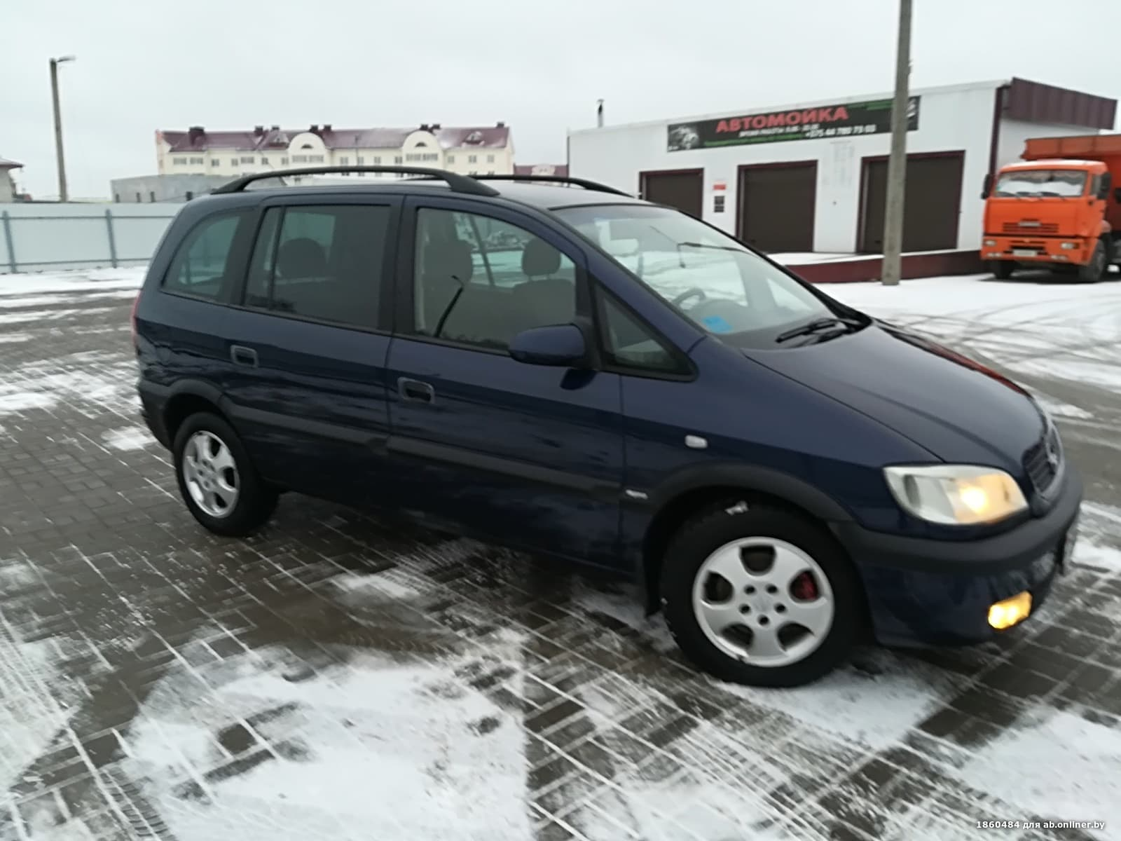 Opel Zafira А