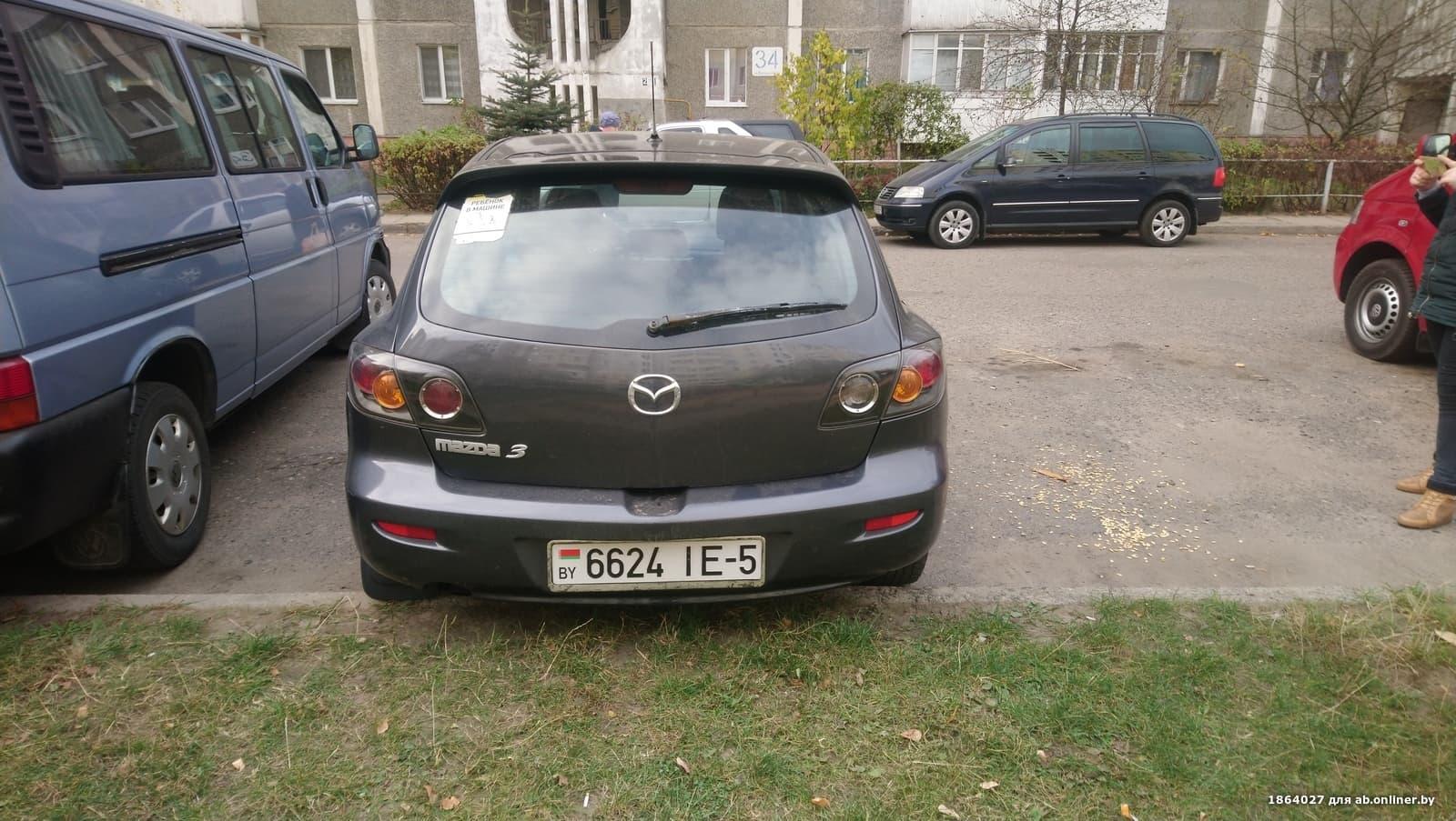 Mazda 3 ВК