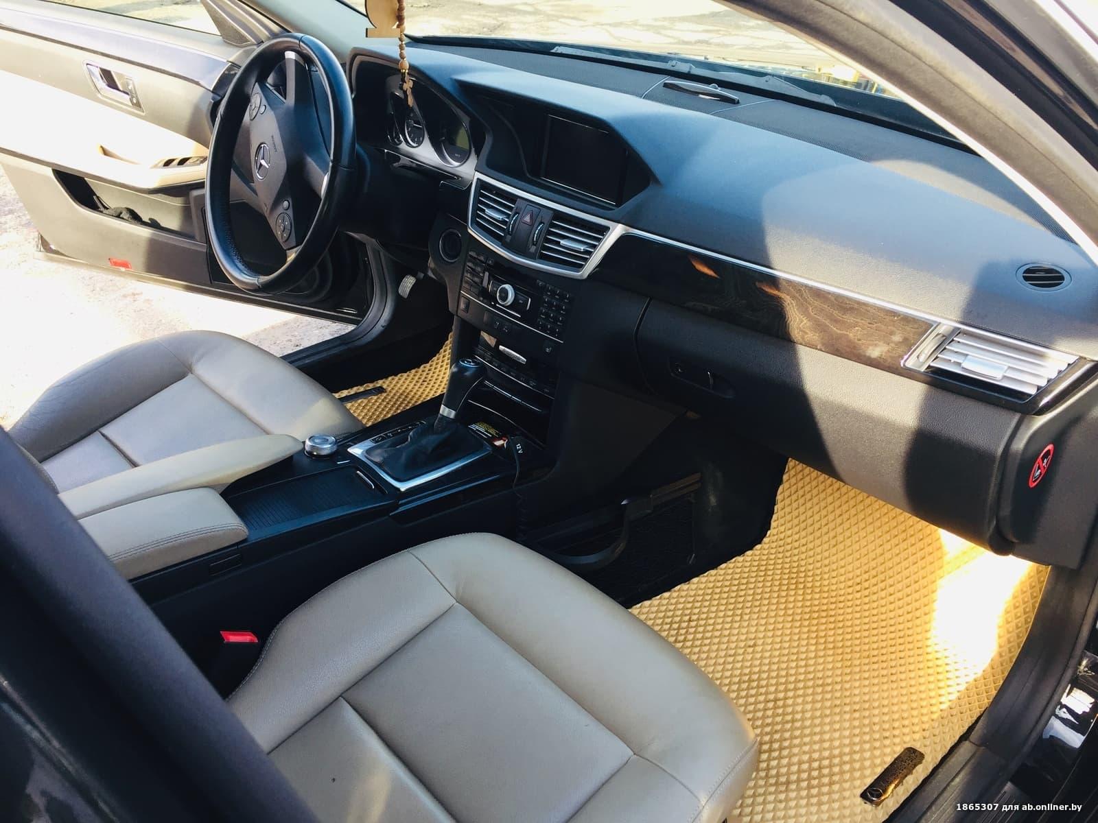 Mercedes-Benz E250 Avant-garde