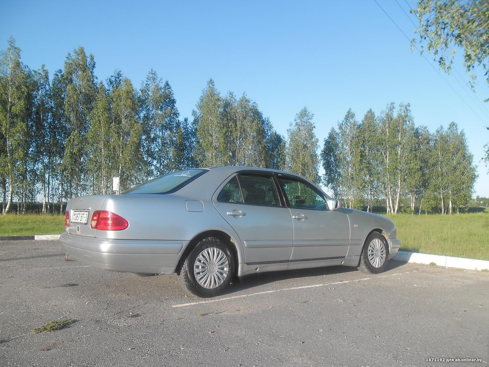 Mercedes E230 W210