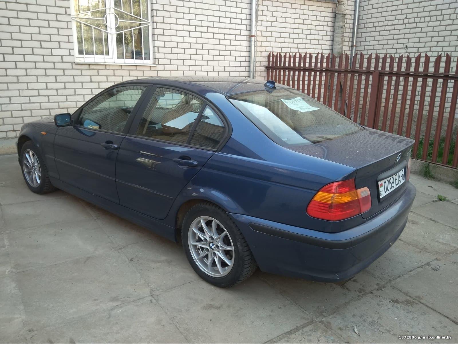 BMW 325 XI