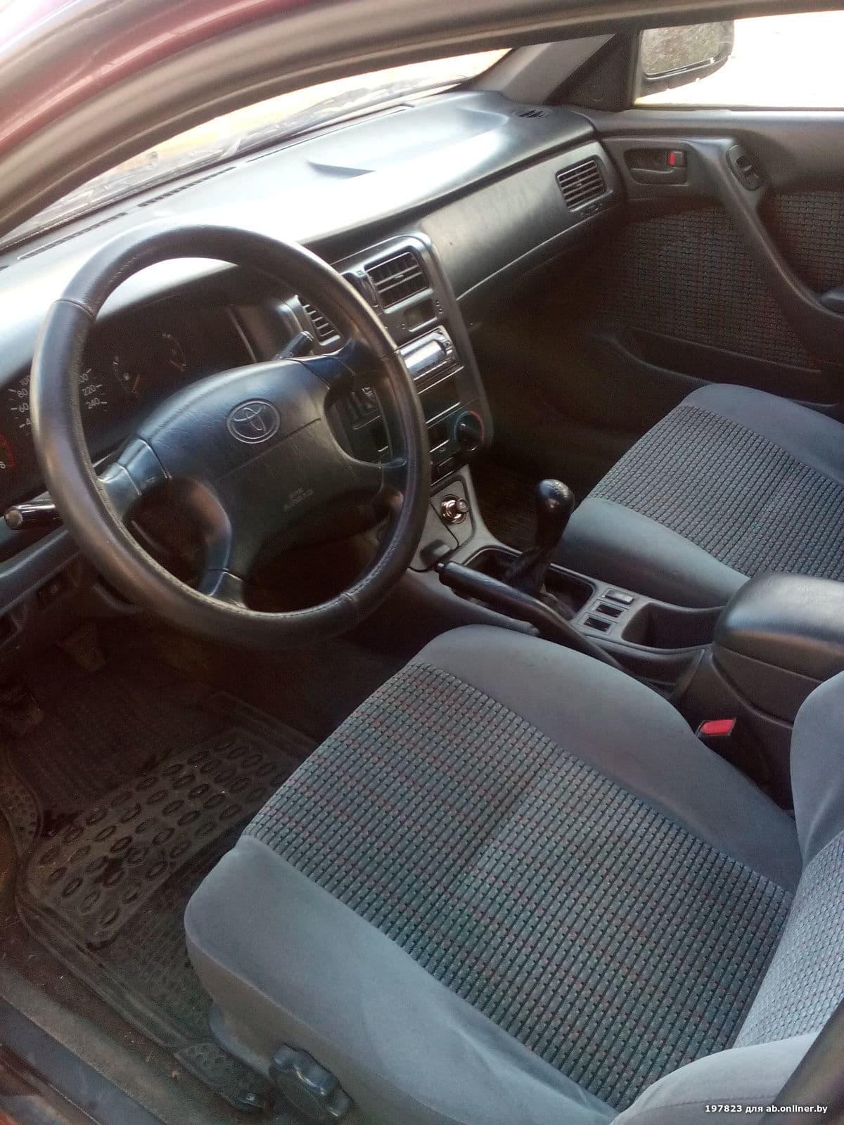 Toyota Carina E Caldina