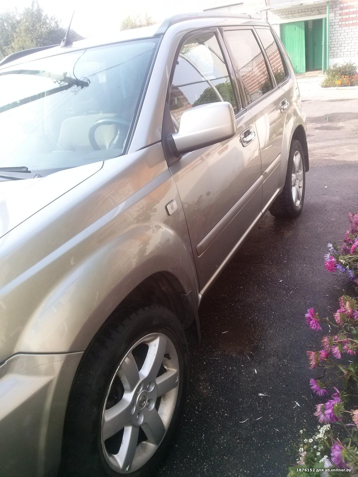 Nissan X-Trail Columbia Т-30