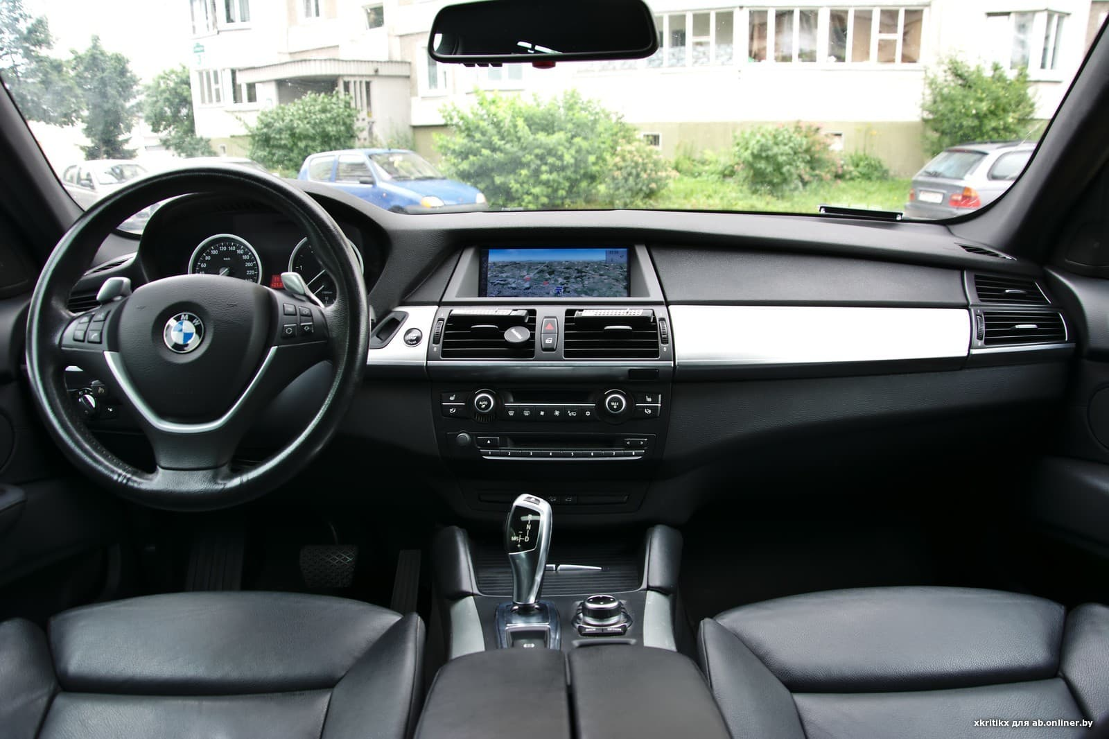 BMW X6 E71 XDRIVE ShadowLine 8АКП