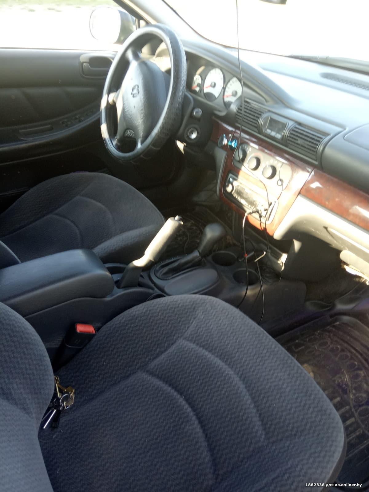 Dodge Stratus 2