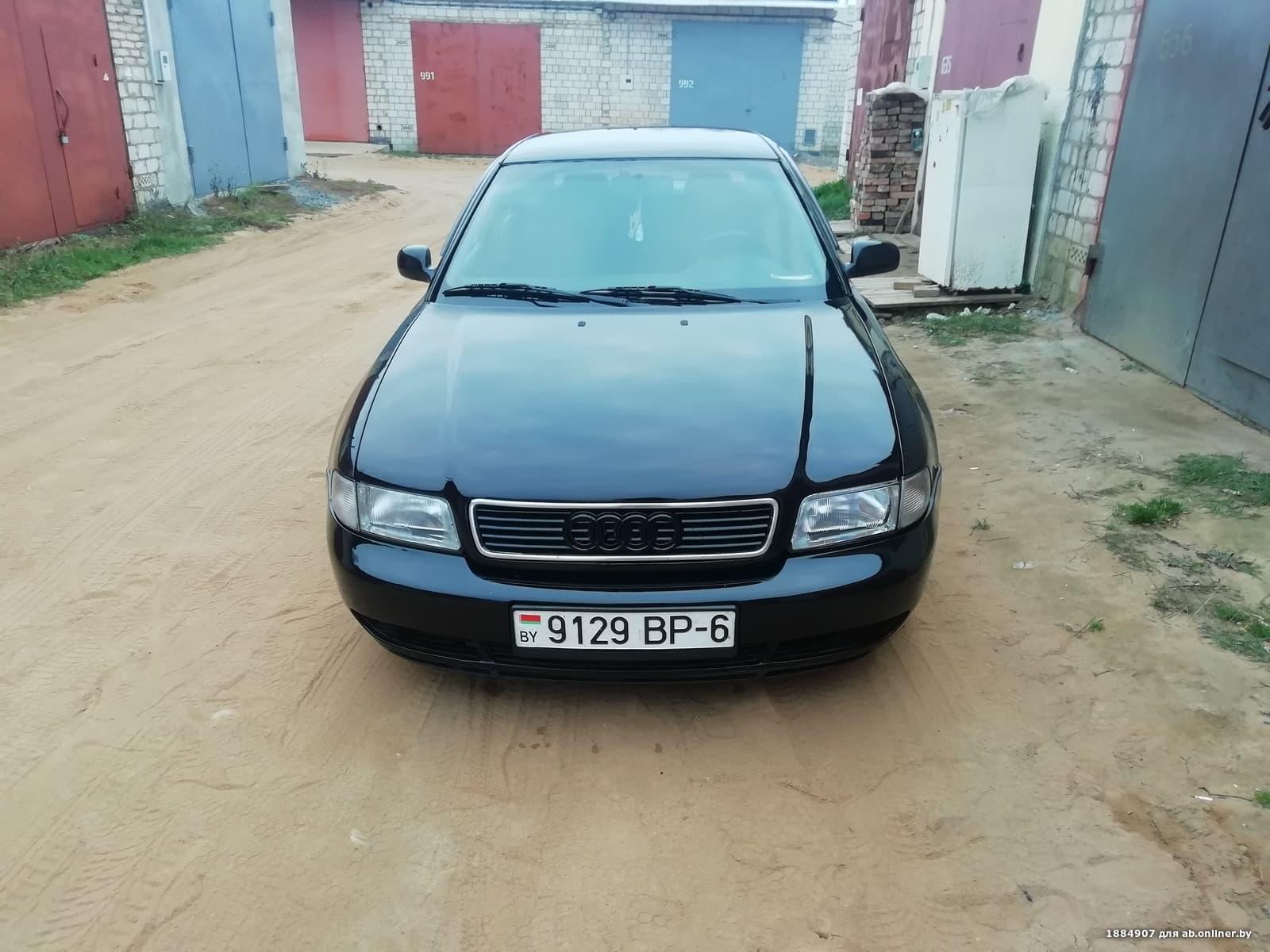 Audi A4 Б5