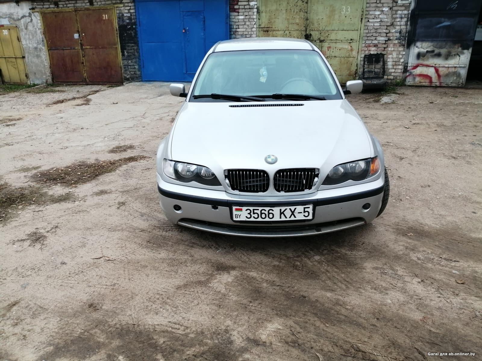 BMW 318 Е 46