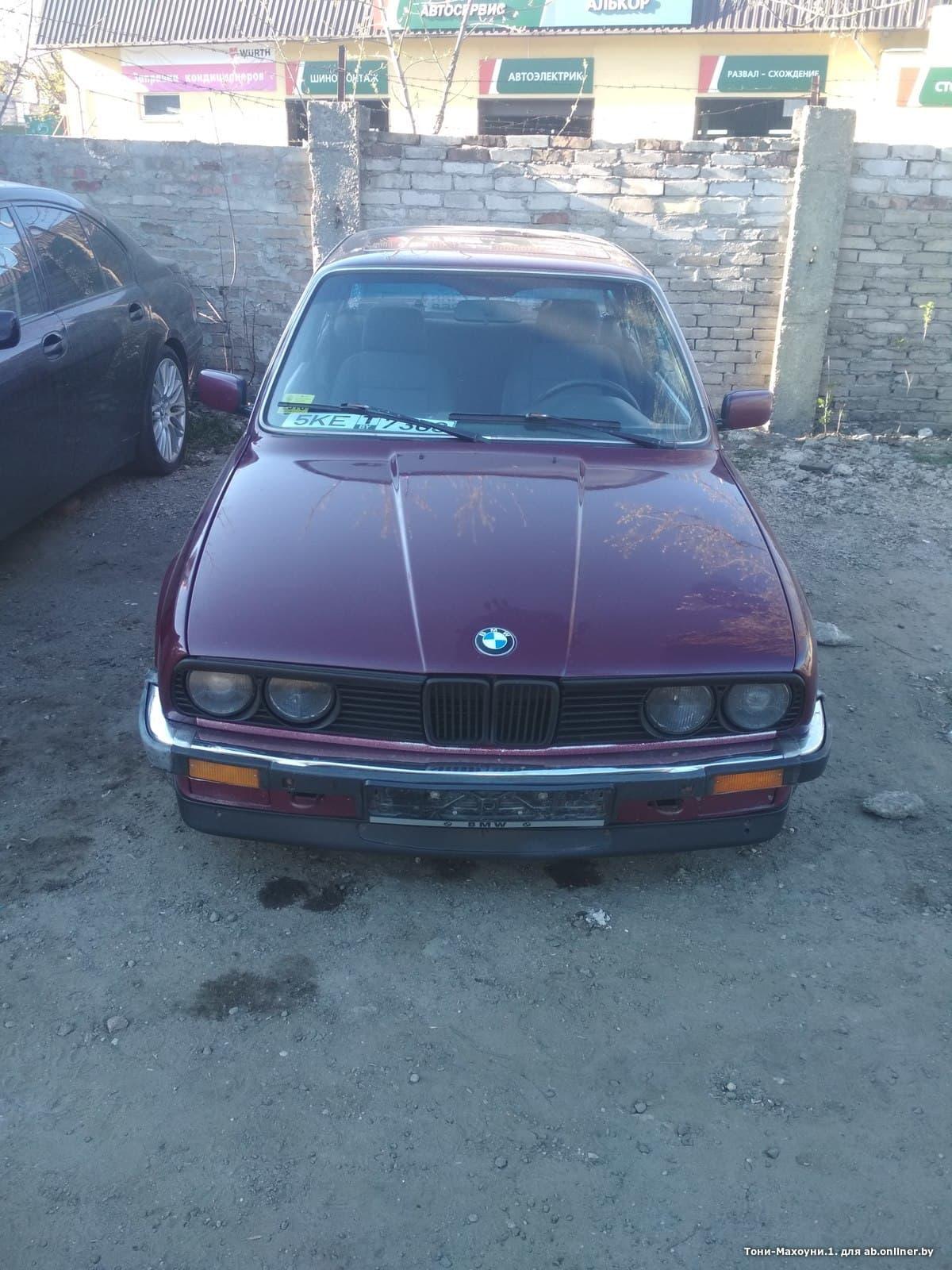 BMW 328 E30