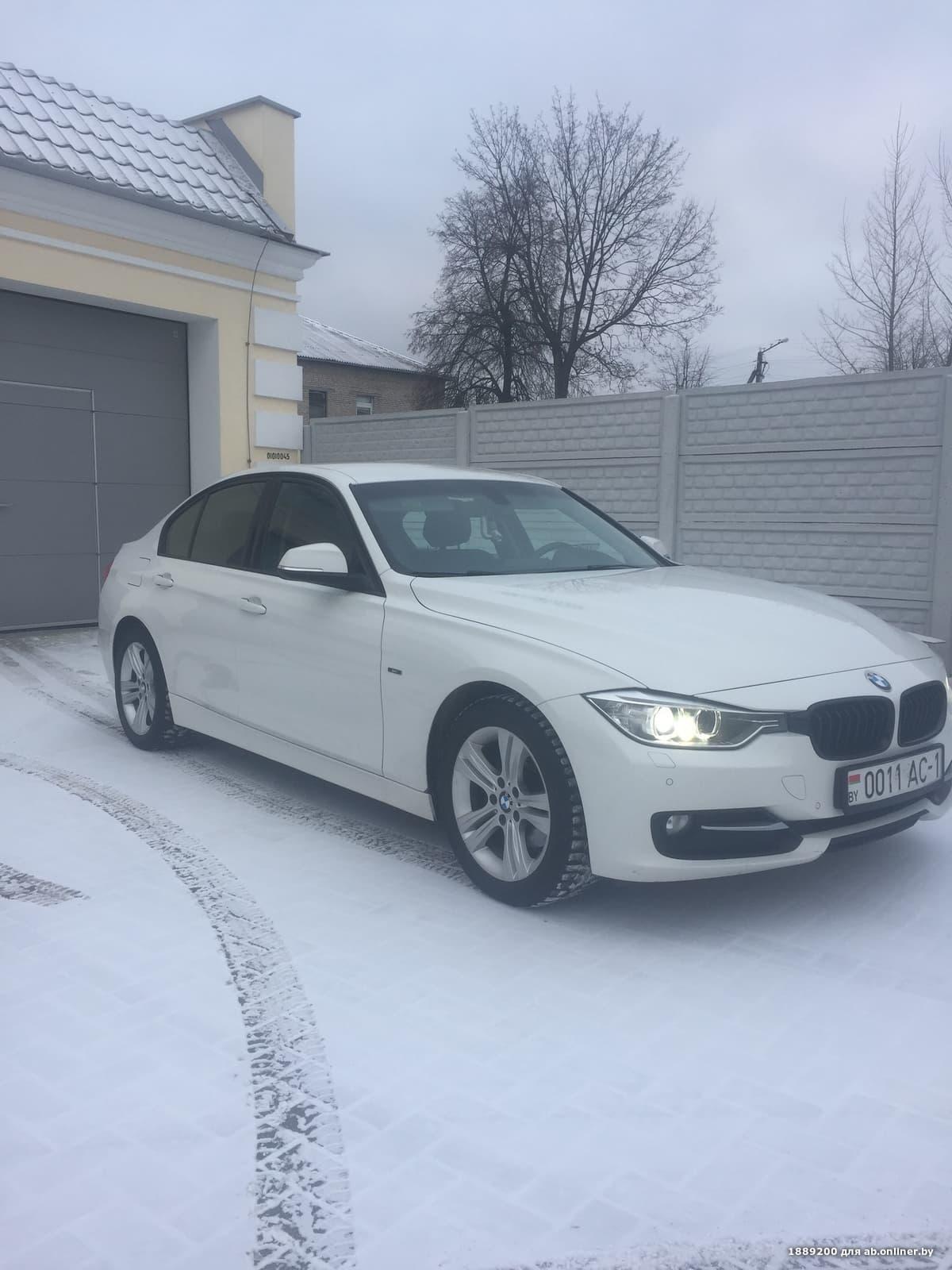 BMW 320 Спорт