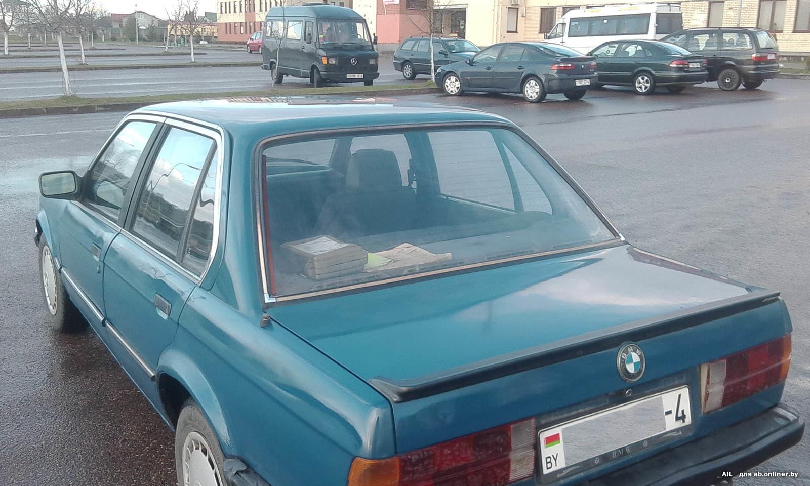 BMW 324 D