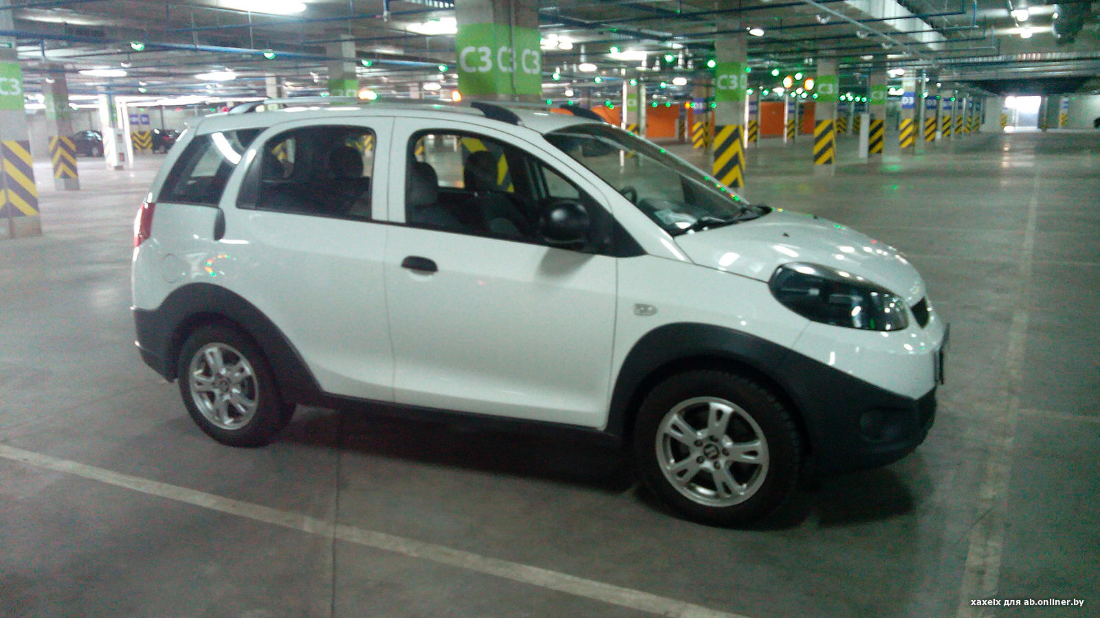 Chery Indis Riich X1