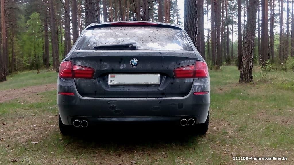 BMW 520 F11