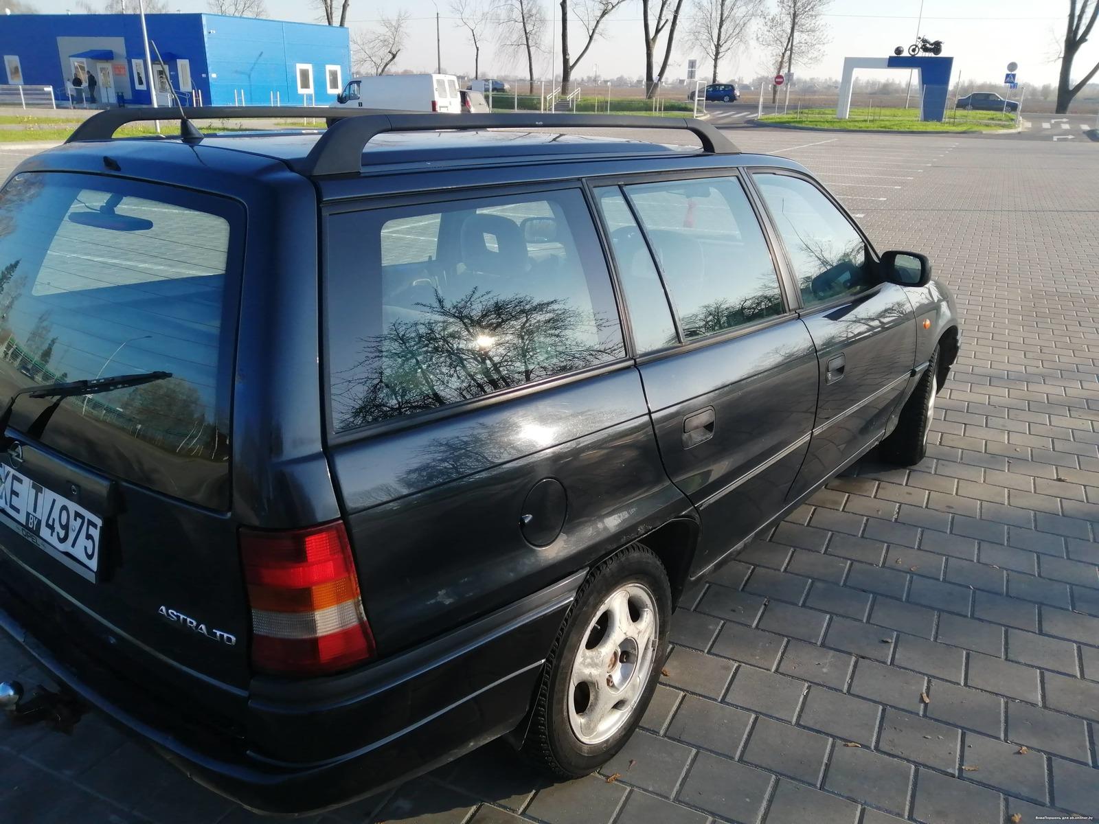 Opel Astra TDI