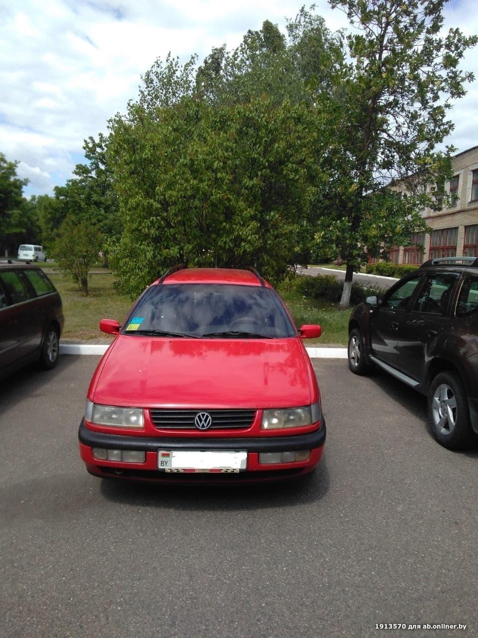 Volkswagen Passat В4