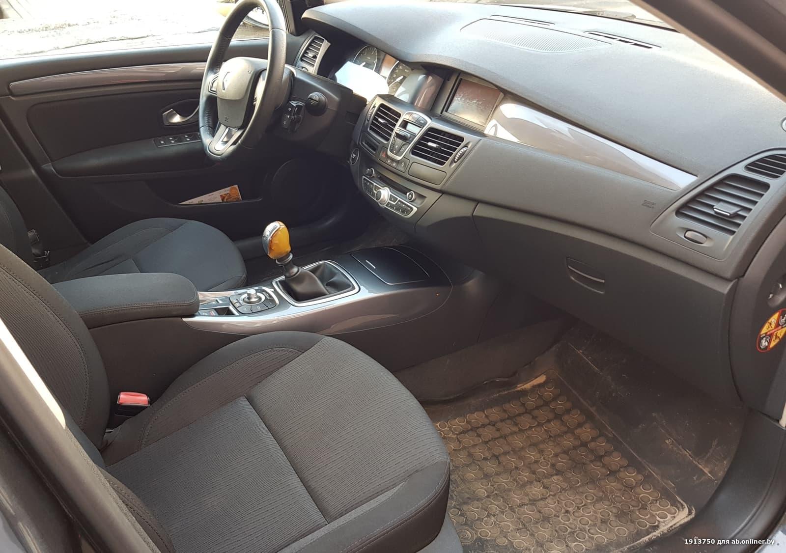 Renault Laguna III серии