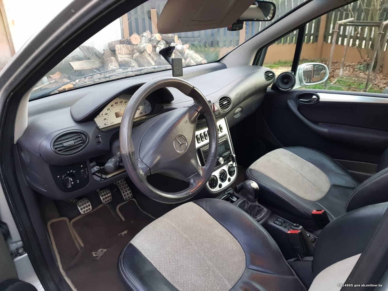 Mercedes-Benz A210