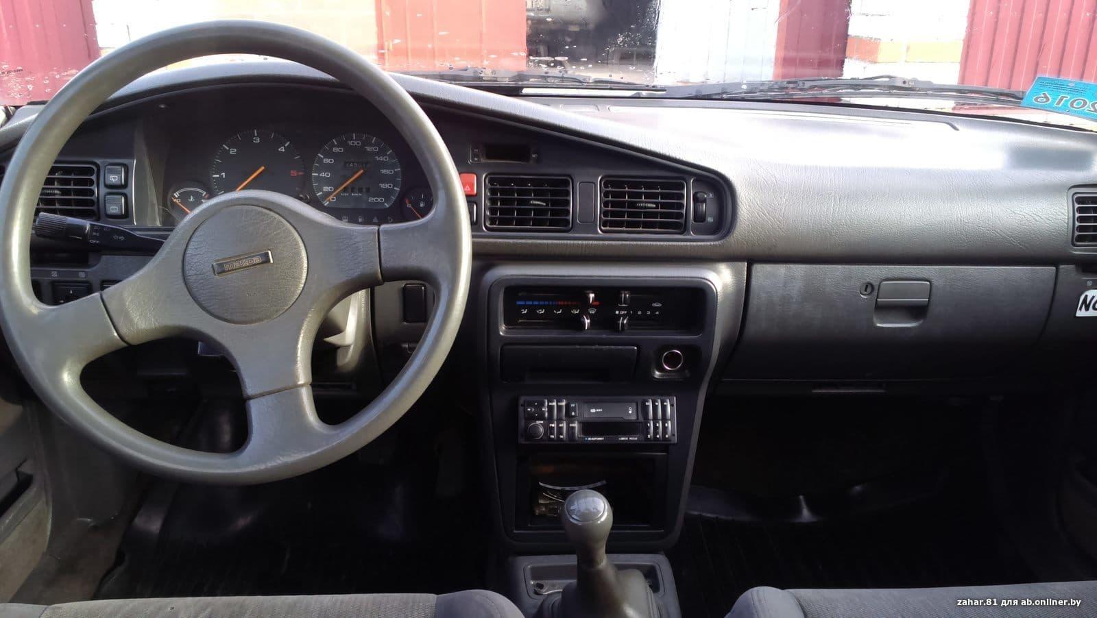Mazda 626 GW