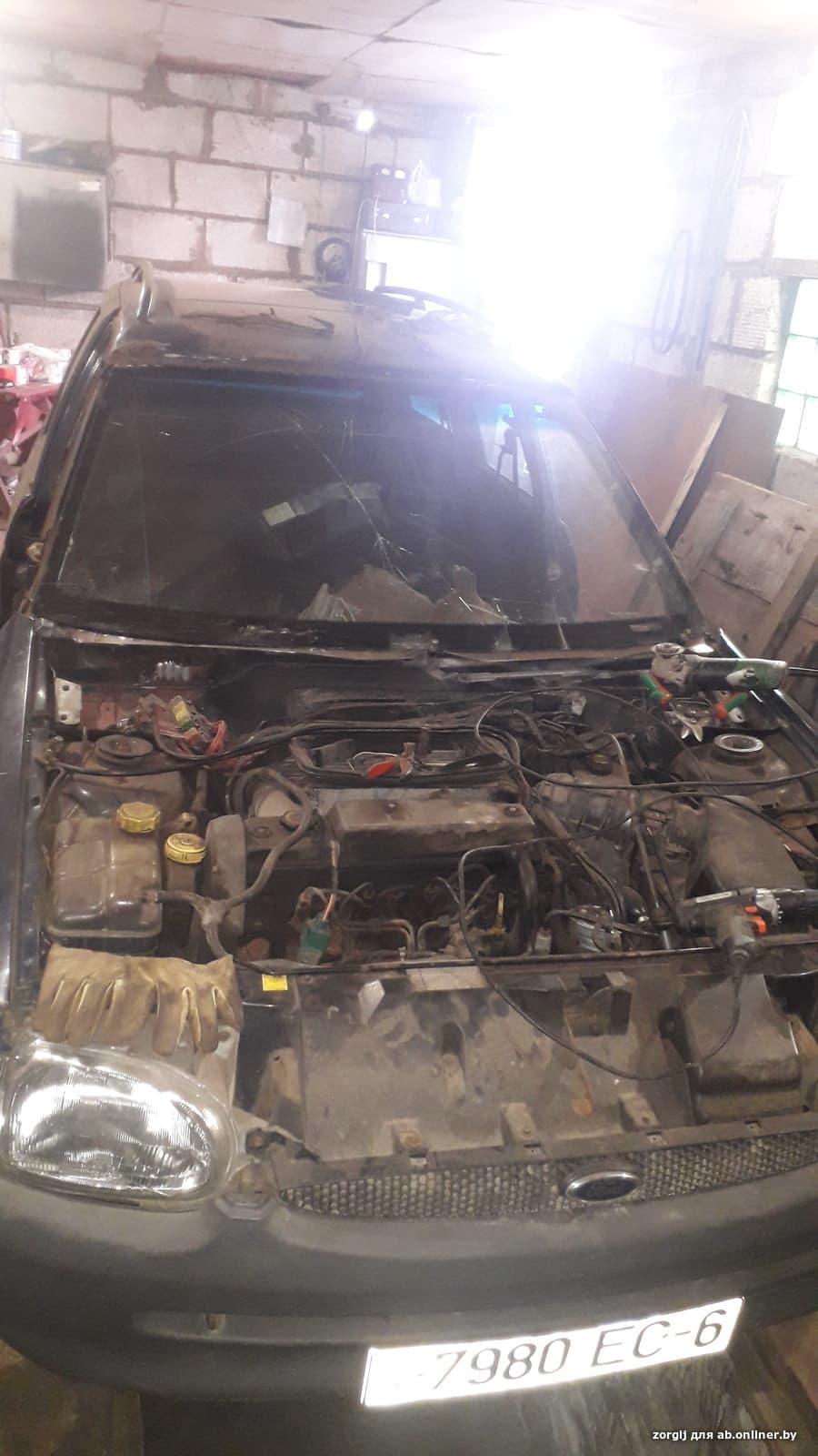 Ford Escort TDI