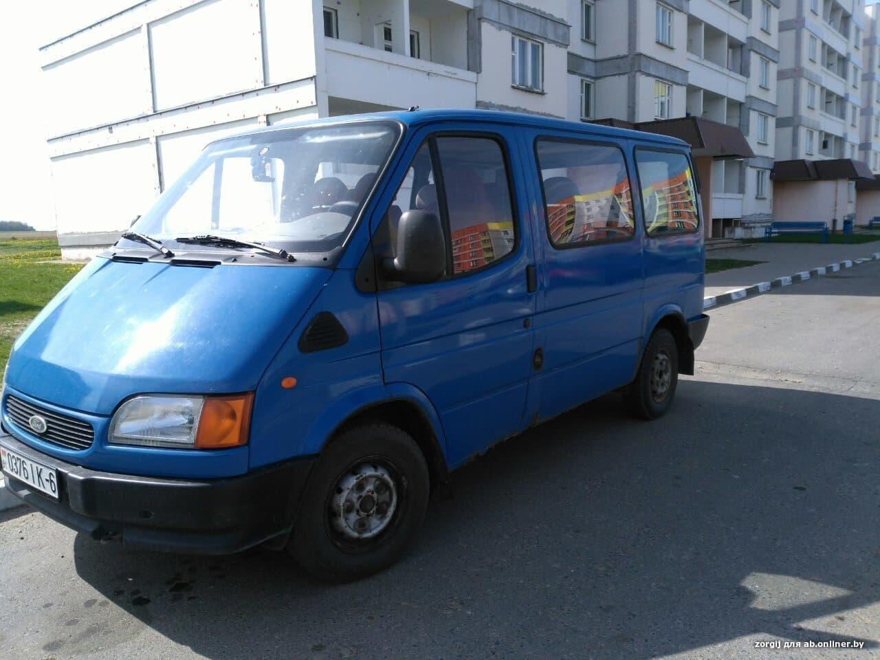 Ford Transit TDI