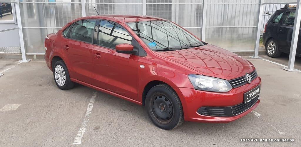 Volkswagen Polo Sedan 1.6