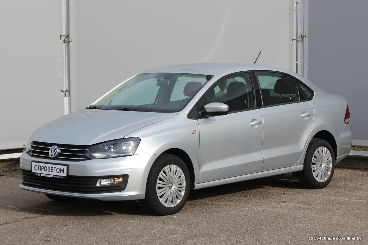 Volkswagen Polo Sedan с НДС