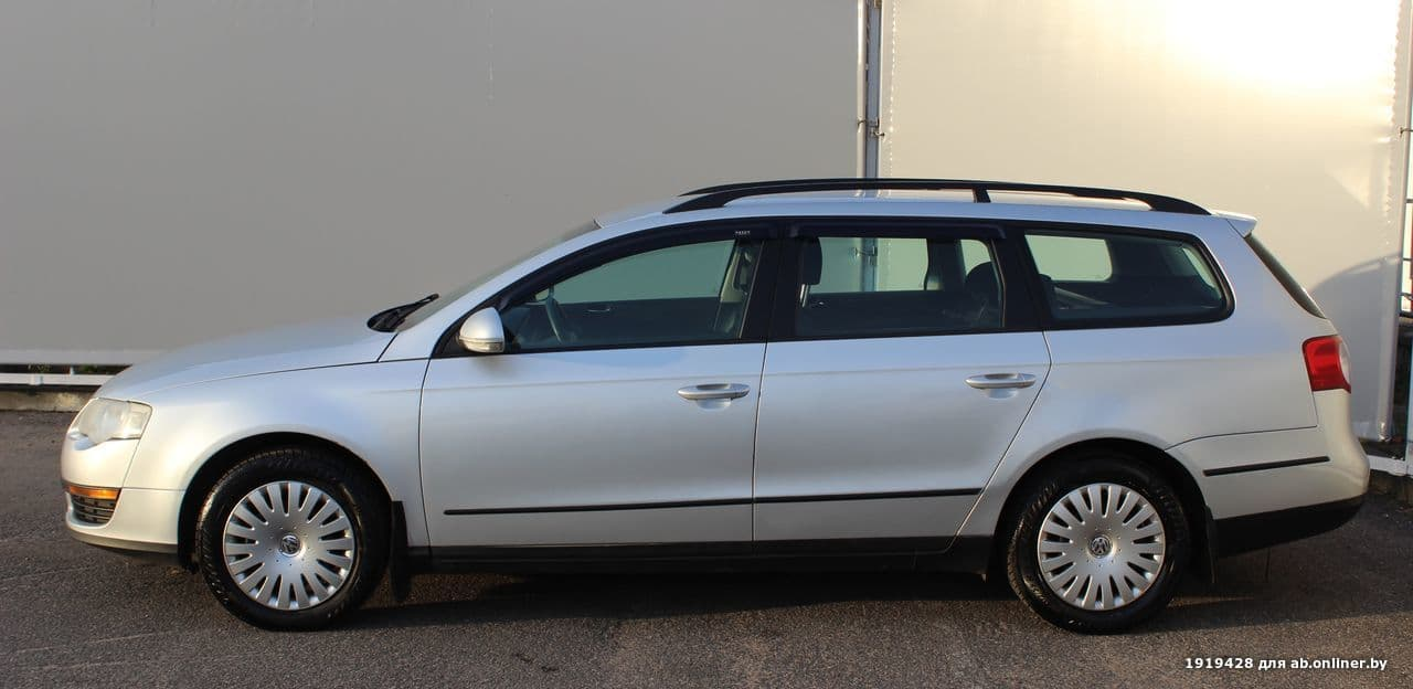 Volkswagen Passat 1.9TDi