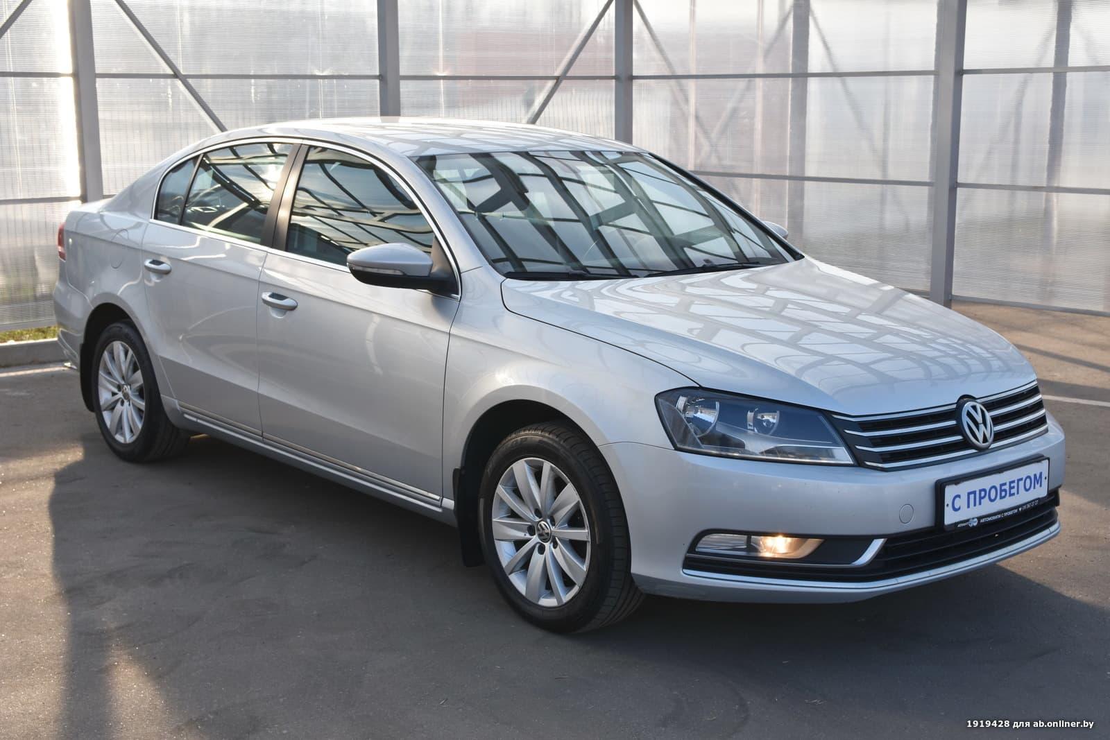 Volkswagen Passat с НДС